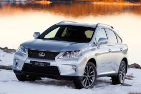 lexus rx270 youtube lexus rx range update launched in australia photos 1 of 13