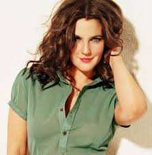 Cute Modern Hairstyles by Shoulder Length Curly Hair Round Face Hairstyle Picture Magz