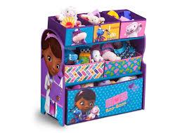 doc mcstuffins multi bin toy organizer delta children u0027s products