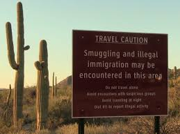 Arizona travel warnings images Arizona sheriff issues warning to hikers and campers to arms jpg
