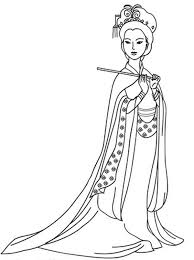 barbie coloring pages chinese china barbie coloring pages
