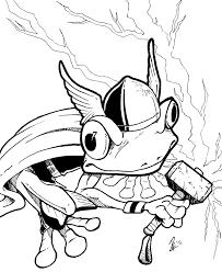 frog thor 04 01 11 u2013 ryan king
