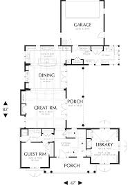 house plans with kitchen in front like the kitchen dining great room area would put rolling doors