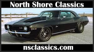 1969 camaro turbo 1969 chevrolet camaro turbo sbc black on black stock