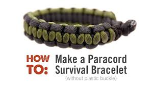 make paracord bracelet with buckle images How to make a multi colored paracord survival bracelet without jpg
