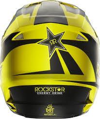 rockstar motocross helmet 179 95 fox racing mens v1 rockstar helmet 2014 194935
