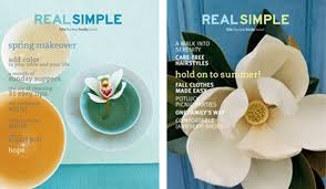 real simple magazine covers real we re in real simple magazine this month j falkner j falkner