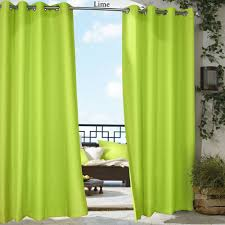 Outdoor Curtains Touch Class