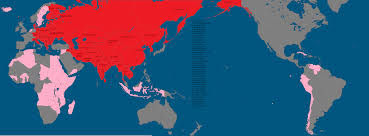 Turkestan Map The Soviet Union And Its Puppet States Imaginary Maps