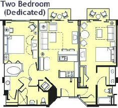 animal kingdom 2 bedroom villa floor plan animal kingdom 2 bedroom villa bedroom at real estate
