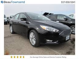 new 2015 ford focus titanium 4dr car in vandalia 151672 beau
