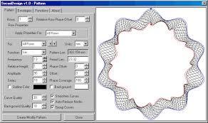pattern corel x7 rosette patterns aka guilloche coreldraw graphics suite x4