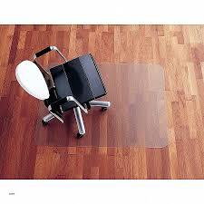 tapis bureau transparent tapis de sol transparent pour bureau awesome bureau nordique en bois