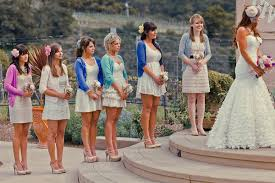 wedding trends bridesmaids dresses