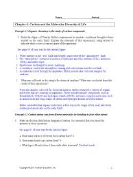 c9e answers active reading 04 isomer carbon