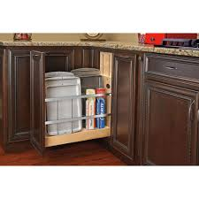 Kitchen Cabinet Tray Dividers by Real Solutions For Real Life 7 5 In X 15 3 In X 12 In Pot And