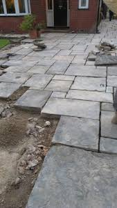 Useful And Attractive Ideas Paver New Riven Yorkstone Paving Flags By Natural Stone Consulting