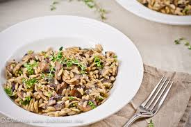 River Cottage Veg Every Day by Mushroom Risoniotto Orzo Risotto Delicious Everyday