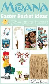 25 moana inspired easter basket ideas