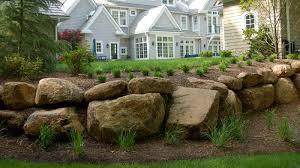 boulders and walls gordon eadie landscape design u2013 main line pa