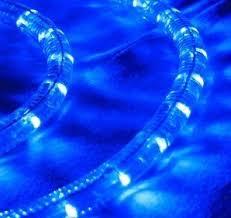 Outdoor Led Rope Lighting 120v Blue 10 Ft 110v 120v 2 Wire 1 2 Led Rope Light