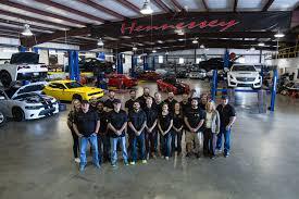 Auto Shop Plans Company Profile Hennessey Performance