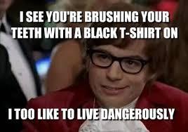 Brushing Teeth Meme - sod s law memebase funny memes