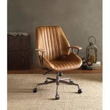 Leather Office Chair Genuine Leather Office Chairs Joss