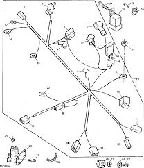 john deere riding mower wiring diagrams john deere l100 wiring
