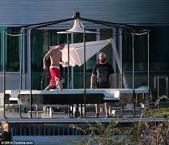 celebrity home addresses justin bieber parades around beverly hills mansion with platinum