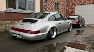 porsche modified modified porsche 964 x2 on rotiform vlog 061 youtube