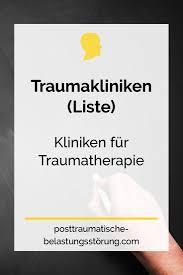Bad Bevensen Klinik Traumakliniken Kliniken Für Traumatherapie Liste