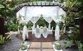 Outdoor Decorating Ideas by Outdoor Wedding Decoration Ideas Trendy Mods Com