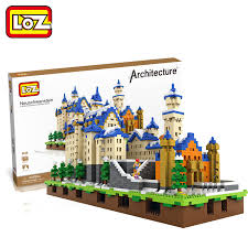 loz diamond blocks us 71 loz diamond blocks neuschwanstein castle architecture