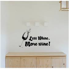 decalthewalls wine a bit with bottle wall decal u0026 reviews wayfair ca