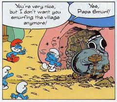 friday funny pages smurfing smurf smurf
