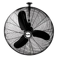 Ceiling Mount Fans by Industrial Grade Air Circulating Ceiling Mount Fans