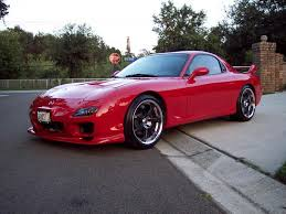 1993 mazda rx 7 information and photos zombiedrive