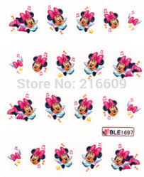 discount mickey mouse nail art 2017 mickey mouse nail art on