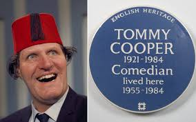 tommy cooper his 25 funniest jokes comedy
