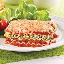cuisine lasagne lasagne végé aux épinards recettes cuisine et nutrition