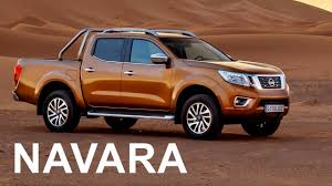 nissan np300 navara 2017 nissan navara np300 interior exterior and drive youtube
