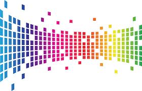 clipart colorful tiles