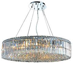 Broadway Linear Crystal Chandelier Crystal The Aquaria Part 2