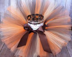 Thanksgiving Tutu Dresses Brown Tutu Etsy