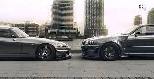 nissan s2000 honda s2000 vs nissan skyline stancenation cars pinterest