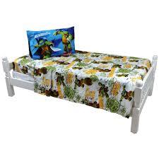 Teenage Mutant Ninja Turtles Twin Bed Set by Teenage Mutant Ninja Turtles Twin Sheets Tmnt Turtle Power
