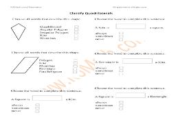 Worksheets Distributive Property Worksheet Properties Of Quadrilaterals Worksheet Laurelmacy