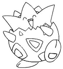 pokemon coloring pages togepi growlithe pokemon coloring page free coloring pages online