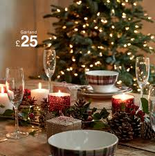 dining table christmas decorations how to set the christmas dining table matalan